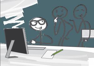 Kampagnenmanager und Zustellbarkeitsmanager werden von EQS von senderproof bei ihren E-Mail Marketing Kampagnen unterstützt.
